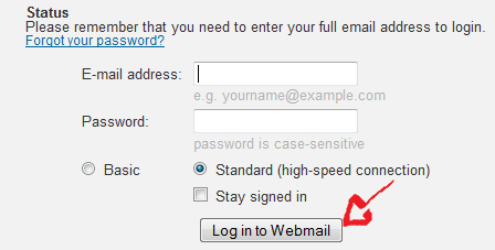 buckeye express login step 4