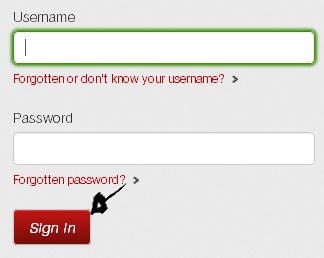 virgin media email sign in step 3