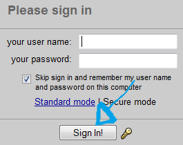 myway email login step 3