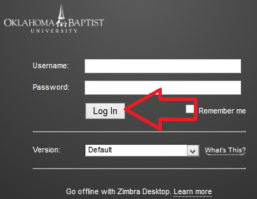 obu login button image