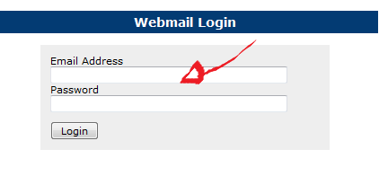 bluehost mail login step 1