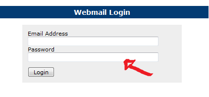 bluehost webmail login step 2