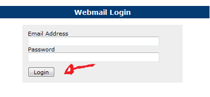 bluehost webmail login step 3