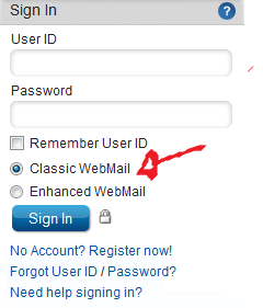 cox email login step 3