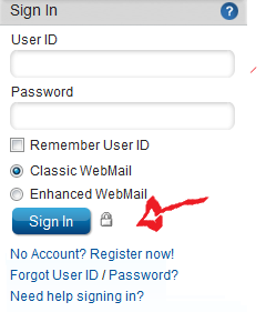 cox webmail login step 4