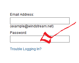 windstream email login step 2