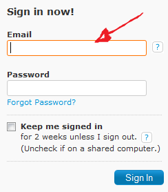 att.net email sign in step 2