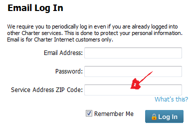 charter webmail sign in step 4