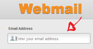 hostgator webmail sign in step 1