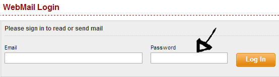 powweb webmail step 2